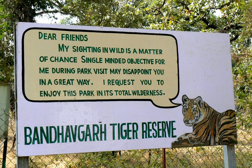 Bandhav garh Tiger Reserve is one of the famous tiger reserves in