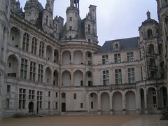 Patio de Chambord