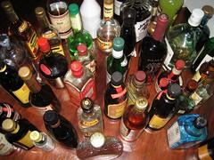 unpacking the booze