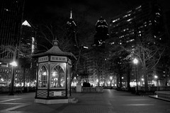My Pretty City (podolux) Tags: city blackandwhite philadelphia skyline night buildings lights cityscape nightshot pennsylvania pa nighttime philly rittenhousesquare afterdark mycity phila cityofbrotherlylove d40 afterthesunhasset cityofphiladelphia