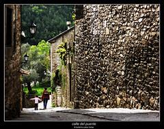 calle del puente (wuploteg1) Tags: ara aragn aragon altoaragn altoaragon boltaa boltana boltania boltanya calle del espaa espagne espana espania espanya guilermo huesca lobera pablo pirineos puente pyrenees san sobrarbe spain