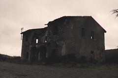 Il Silenzio della Rivolta - Pratobello (Sugrane) Tags: sardegna sardinia rural decay rivolta black white nuoro orgosolo military