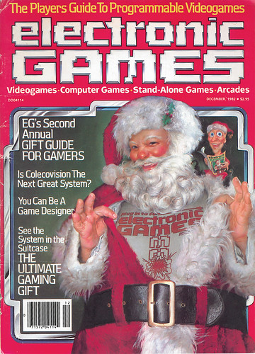 Electronic Games magazine: Dec. 1982