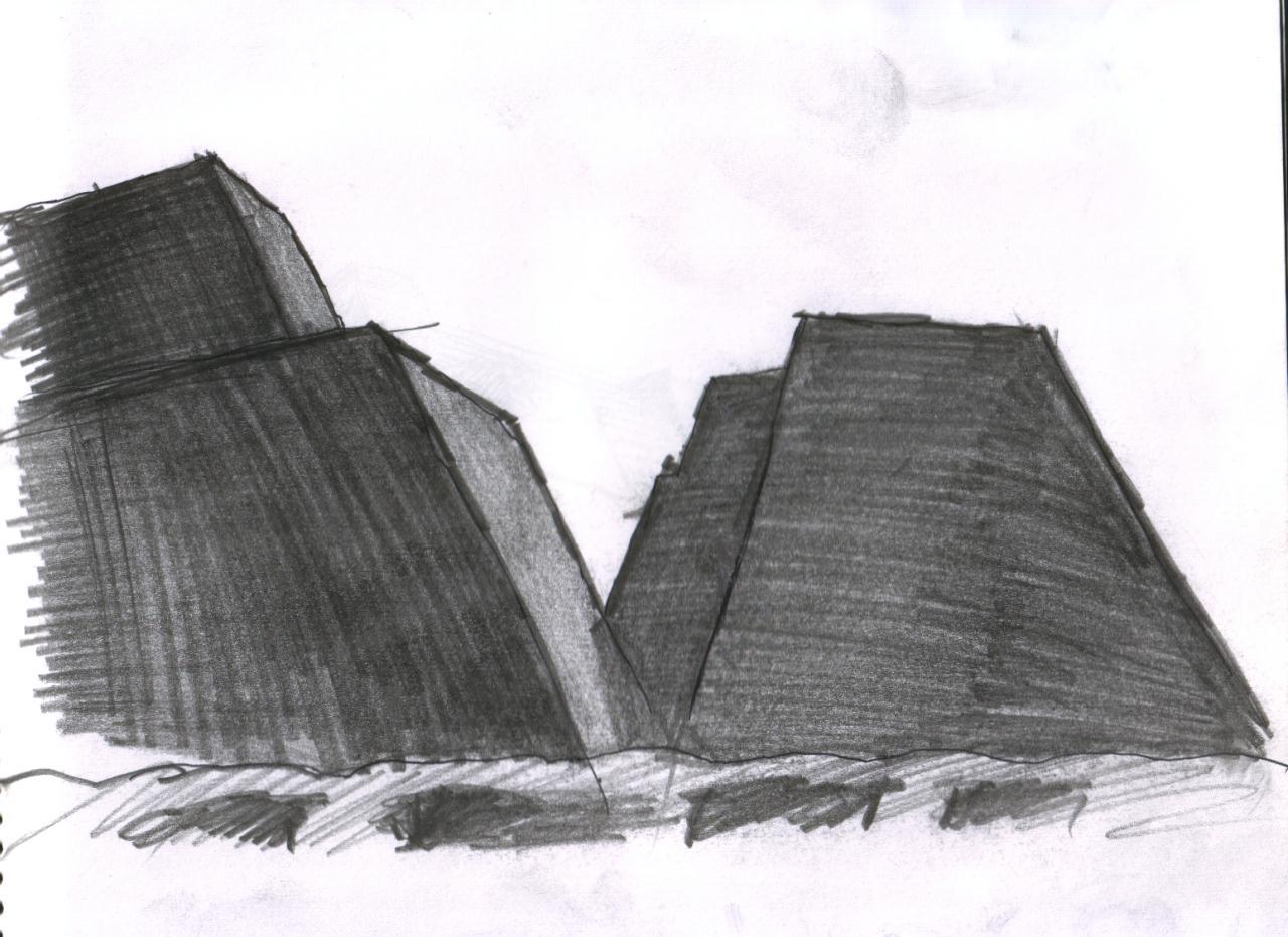 Pirámide de Tenayuca 2