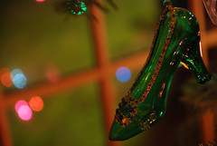 Merry Christmas! (noahg.) Tags: christmas winter green slr glass digital shoe nikon december zoom kitlens ornaments af nikkor dslr zoomlens autofocus nikkorlens christmas2006 d80 noahbulgaria nikond80 nikkorkitlens afsnikkor18135mm13556ged impressedbeauty