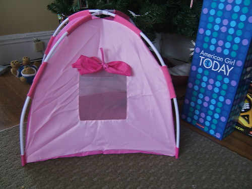 Tent for American Girl Doll