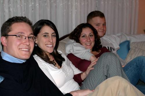 Cousins + boys