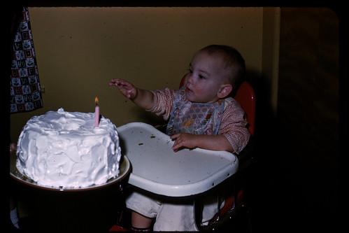 stephens first bday cake