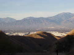 View from Carbon Canyon