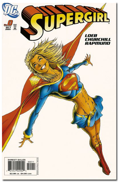 Supergirl #00 - DIRTY!