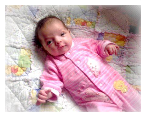 Winnie the Pooh rag baby quilt