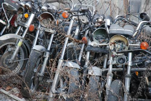 Bike Graveyard Two