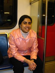 """sahba on the skytrain • <a style=""""font-size:0.8em;"""" href=""""http://www.flickr.com/photos/70272381@N00/343481881/"""" target=""""_blank"""">View on Flickr</a>"""