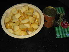 Roast potatoes MEP