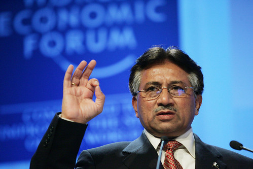 Pervez Musharraf - World Economic Forum Annual...