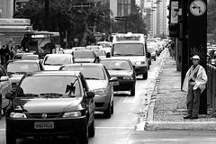 Crosstown Traffic - by R. Motti