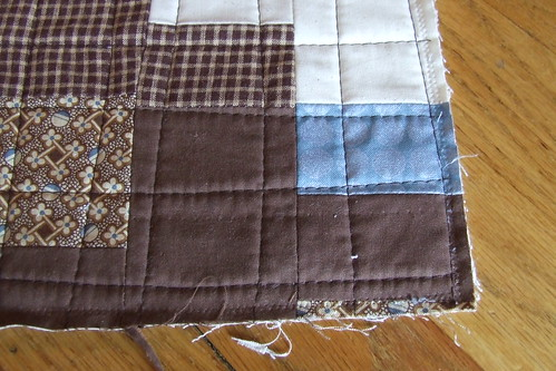 i finally learned to quilt