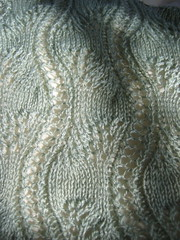 baltic sea stole closeup