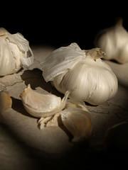 garlic for allergies