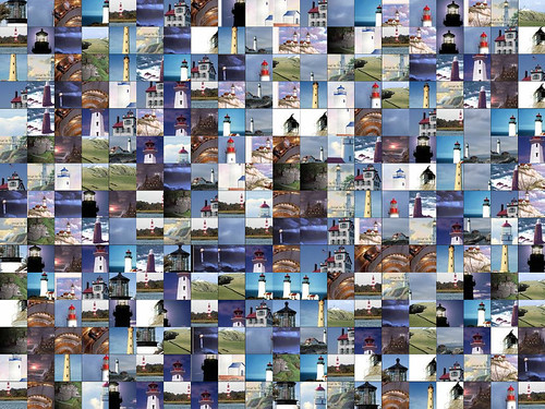 Lighthouse Montage