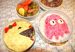 Wednesday, 1/10 Lunch (nadja.robot) Tags: food lunch pacman mspacman zojirushi mrbento mrbentoporn mrbentopornfirstannivesarycontestnominee