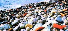 cracking gorgeous (Vol-au-Vent) Tags: eye nature beauty switzerland bravo colours stones pebbles mysterious mystical volauvent laclman genfersee lutrybeach lakelemanlakegeneva naturesartdisplay crackinggorgeousfortwowordwednesdayspool extractofapoembywwordsworth haveaheartforstones beingsillyforareason