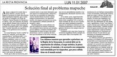 lun mapuche