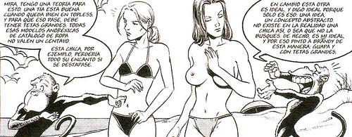 Tetas Grandes detalle 3 (Guillem March, 2002)