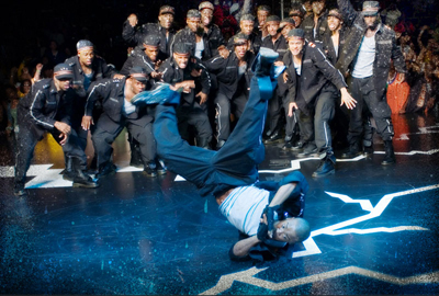 """Stomp The Yard"" photo still"