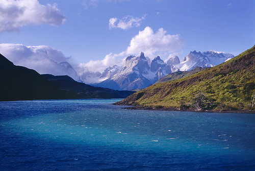 Torres del Paine, Chile por * hiro008, en Flickr