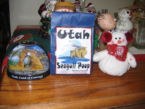 Souvenirs from Utah