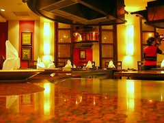 Benihana Restaurant in Pattaya Marriott Resort & Spa