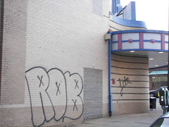 Historic Newton Theater/CVS - Photo from the Brookland CDC