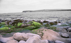 Kilkee Pool B&W (agustinborra) Tags: ireland bw colour blancoynegro colores lahinch irlanda kilkee