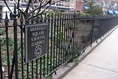 NYC - West Village: Sheridan Square Viewing Garden by wallyg, on Flickr