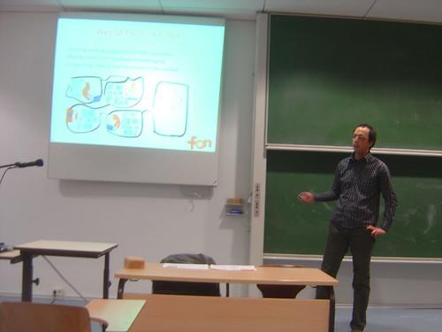 Vortrag FON Community - Harald Amelung