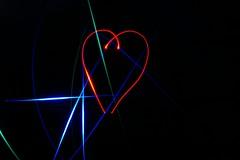 Love Abounds (1) (Dysonstarr) Tags: light heart valentine streaks nighttimephotography ledlight happyvalentinesday penlightart