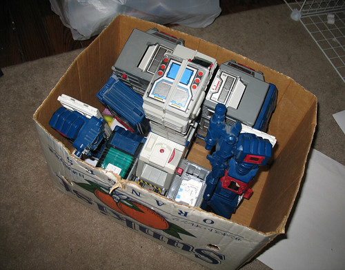 Worst photo of Fortress Maximus ever!