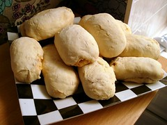 Pepperoni Rolls - An errand day lunch solution?