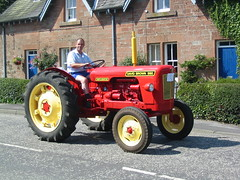 David Brown 990 (Lets Bike It (Howard D Mattinson in Canonbie)) Tags: scotland stock stockphoto stockphotography dumfriesshire canonbie stockfoto hdmattinson howarddmattinson