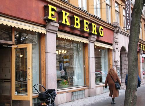 Cafe Ekberg in Helsinki