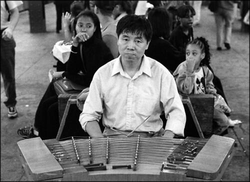 Chinese musician