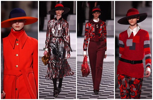 Marc Jacobs: grown-up sexy american with euro leanings