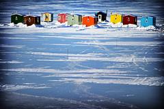 fishing shacks (_qura) Tags: winter canada cold topf25 topv111 topv555 topv333 quebec topc50 fv5 shack saguenay icefishing chicoutimi interestingness74 i500 25faves impressedbeauty
