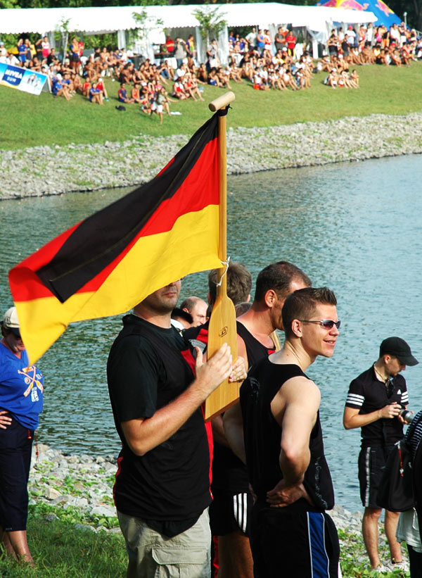 The German Paddling Fans