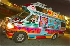 Outrageous Van