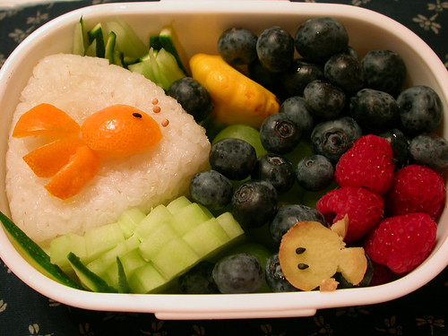 02/12/07 Bento-licious Brunch from Flickr