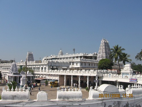 Ashtadasabhuja Durga Darshana - 03. Sree Vana Durga Temple, Annavaram