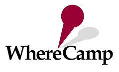 WhereCamp Logo Idea #1