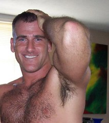 BearMugs229 (dannybehr) Tags: bear hairy man pits armpits maleunderamrs